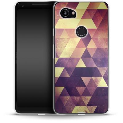Google Pixel 2 XL Silikon Handyhuelle - Myyk Lyyv von Spires