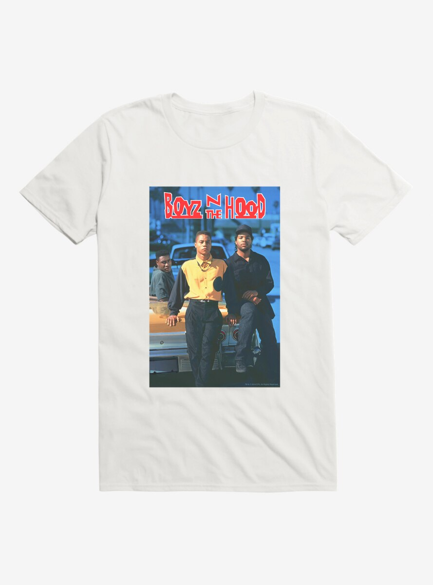 Boyz N The Hood Movie Poster T-Shirt