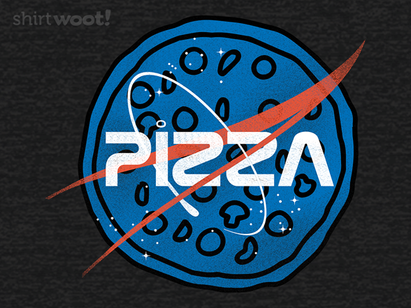 Pizza Explorer T Shirt