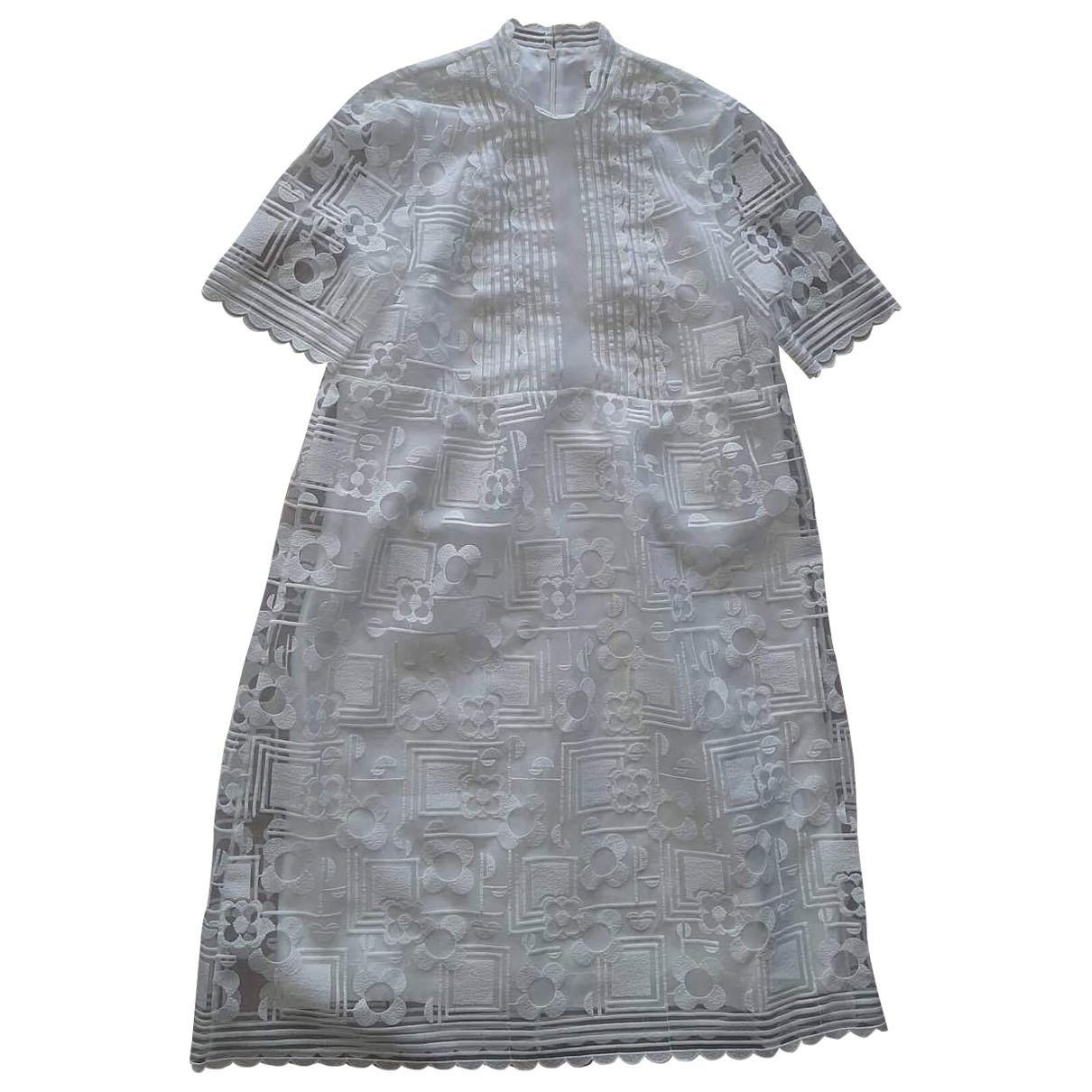 Orla Kiely - Robe   pour femme - blanc
