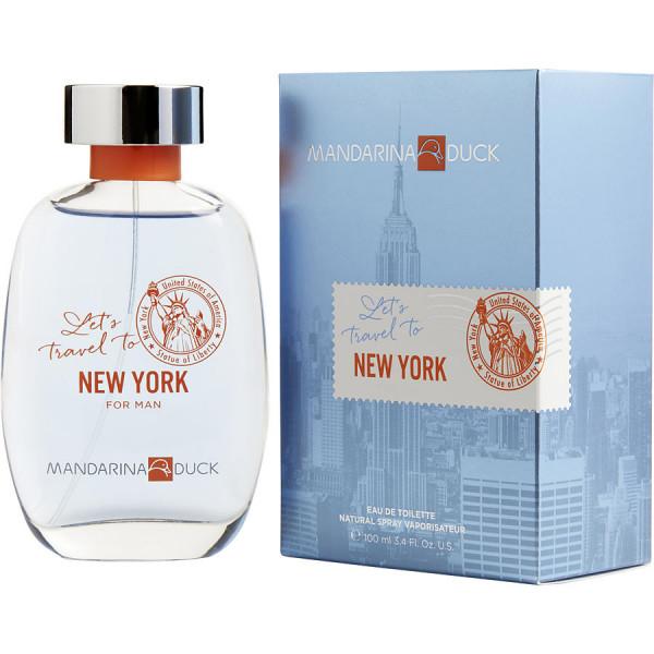 Lets Travel To New York - Mandarina Duck Eau de Toilette Spray 100 ml