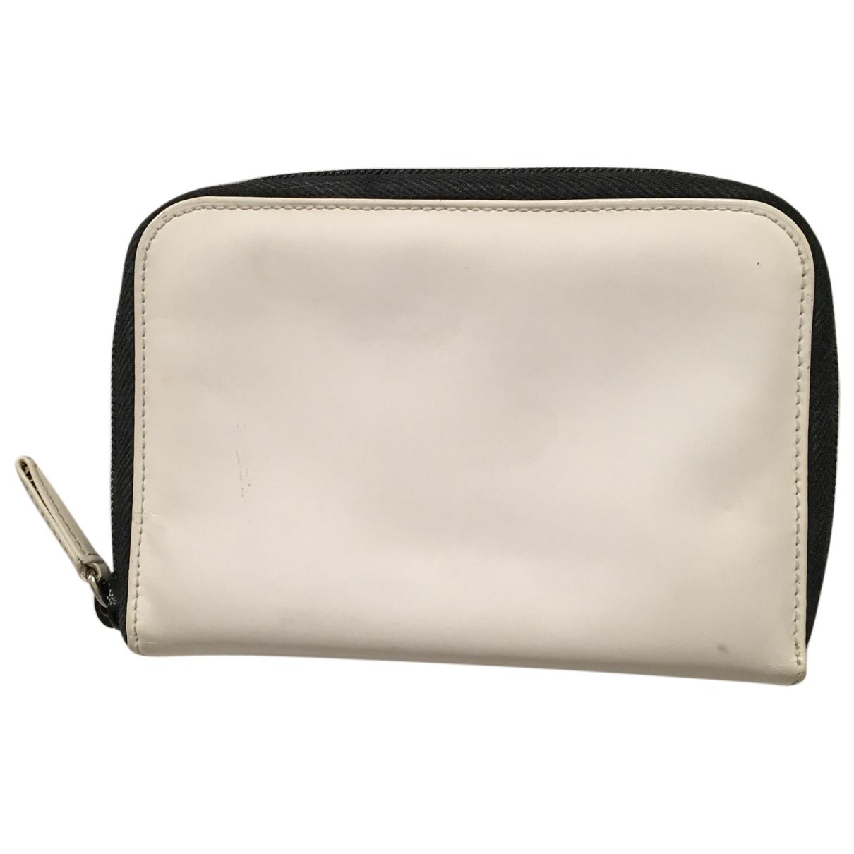 Prada - Objets & Deco   pour lifestyle en cuir - blanc