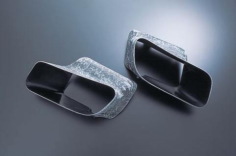 R Magic RMG40121170001 Front Bumper|Air Duct 01 Mazda RX-7 FD3S 93-02