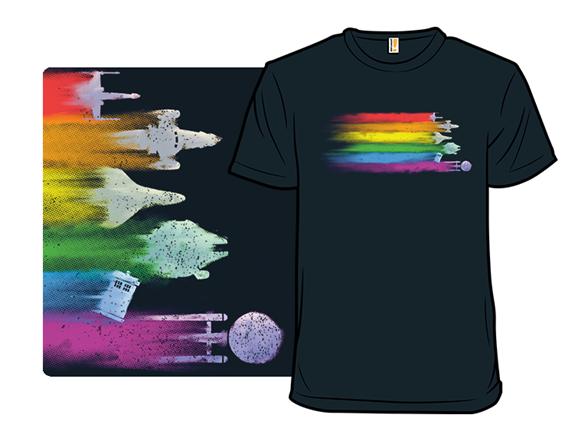 Sci-pride T Shirt