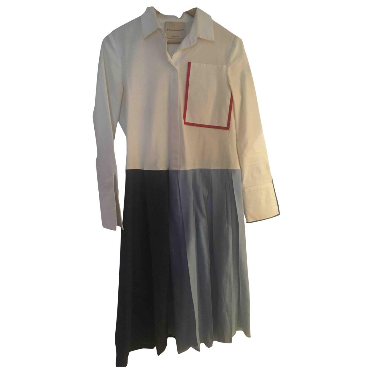 Erika Cavallini - Robe   pour femme en coton - multicolore