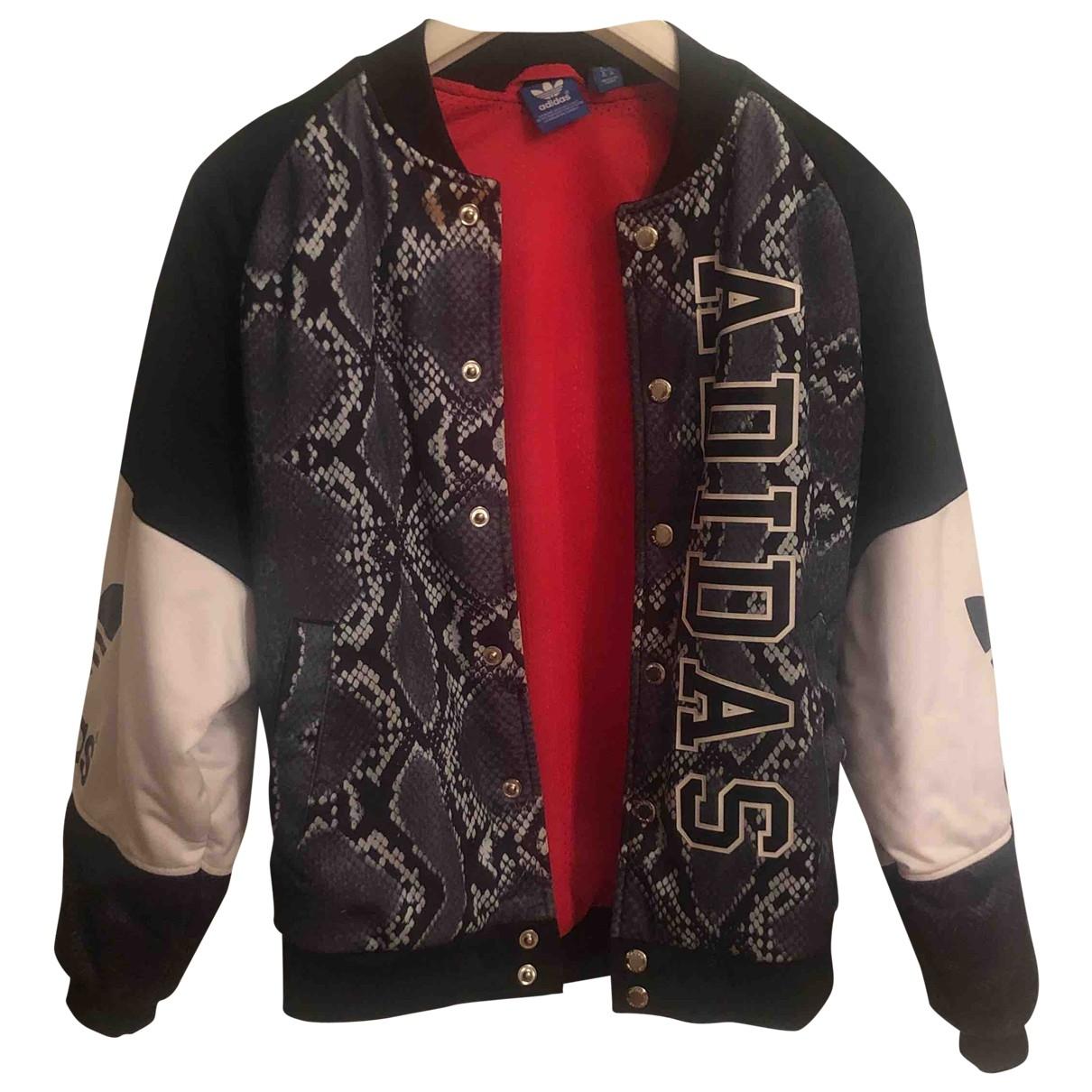 Adidas \N Black jacket for Women 34 FR