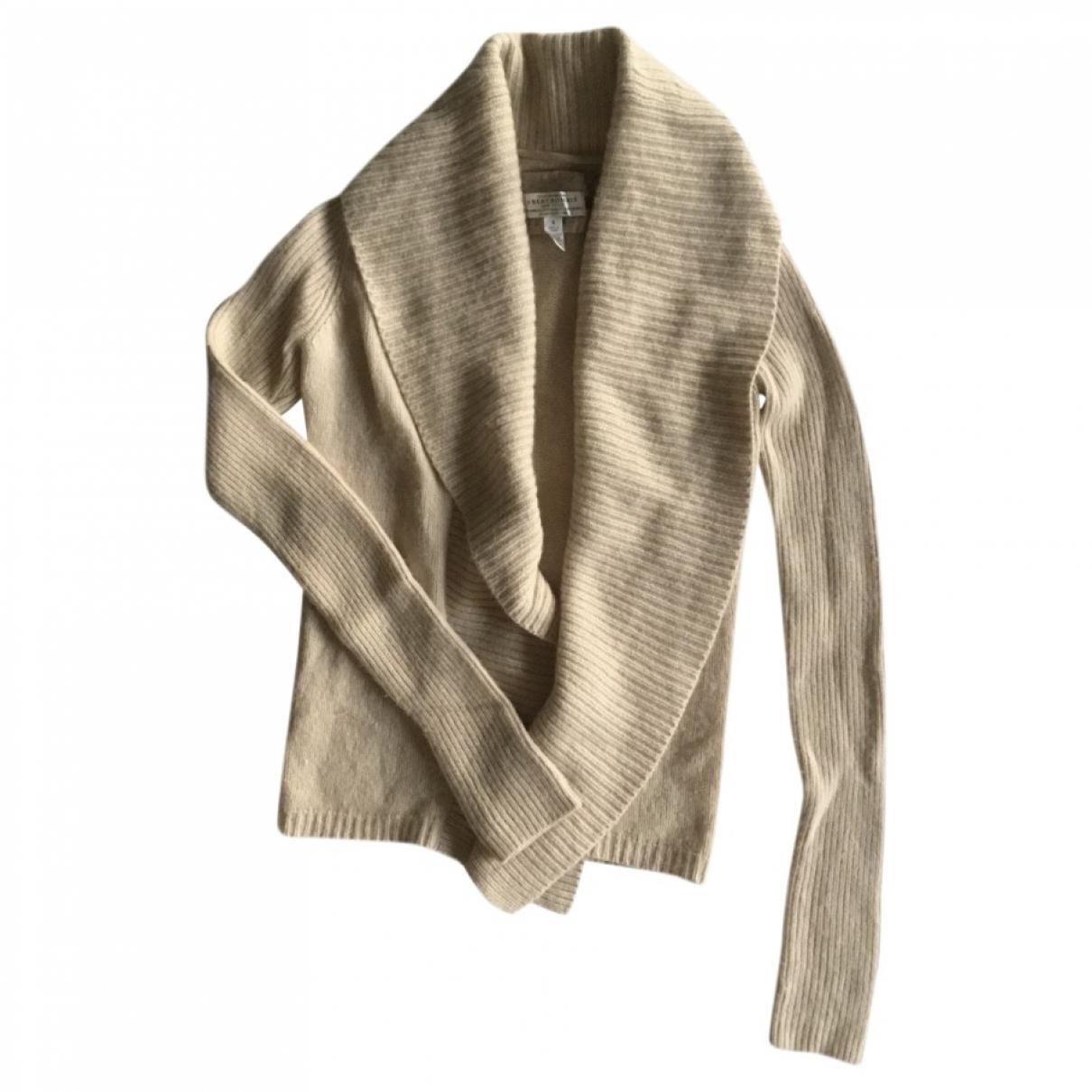 Abercrombie & Fitch \N Beige Wool Knitwear for Women S International