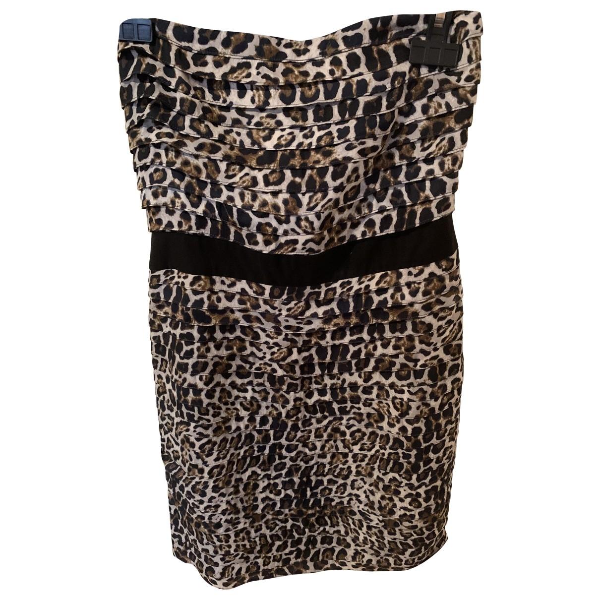 Sandro \N Kleid in Polyester