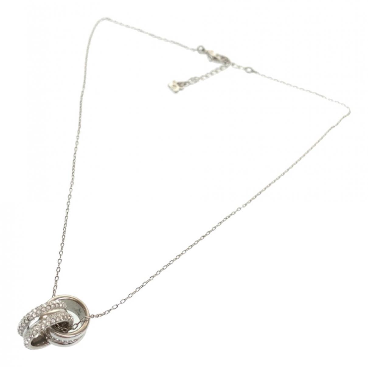 Collar de Plata Swarovski