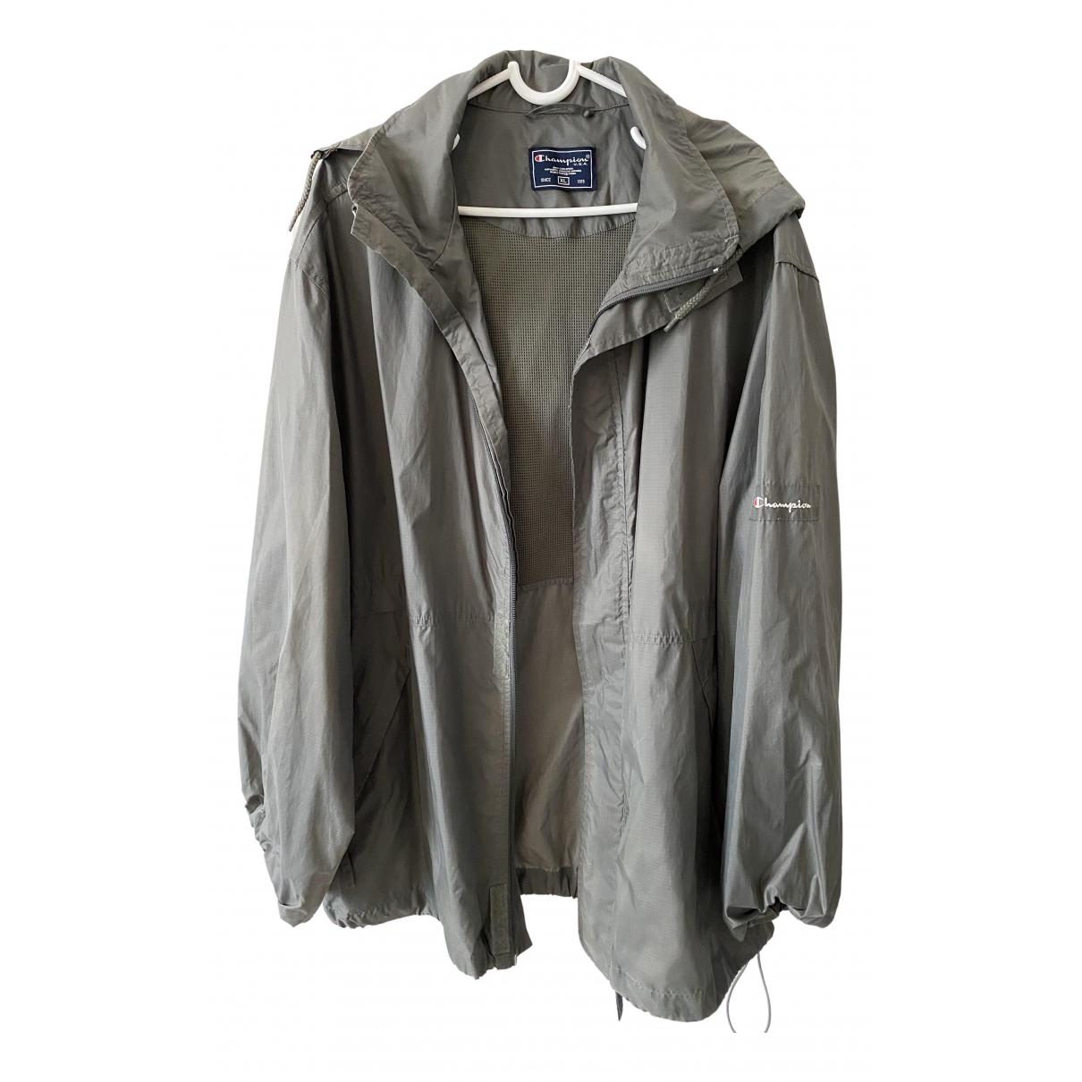 Champion N Khaki coat for Women XL International