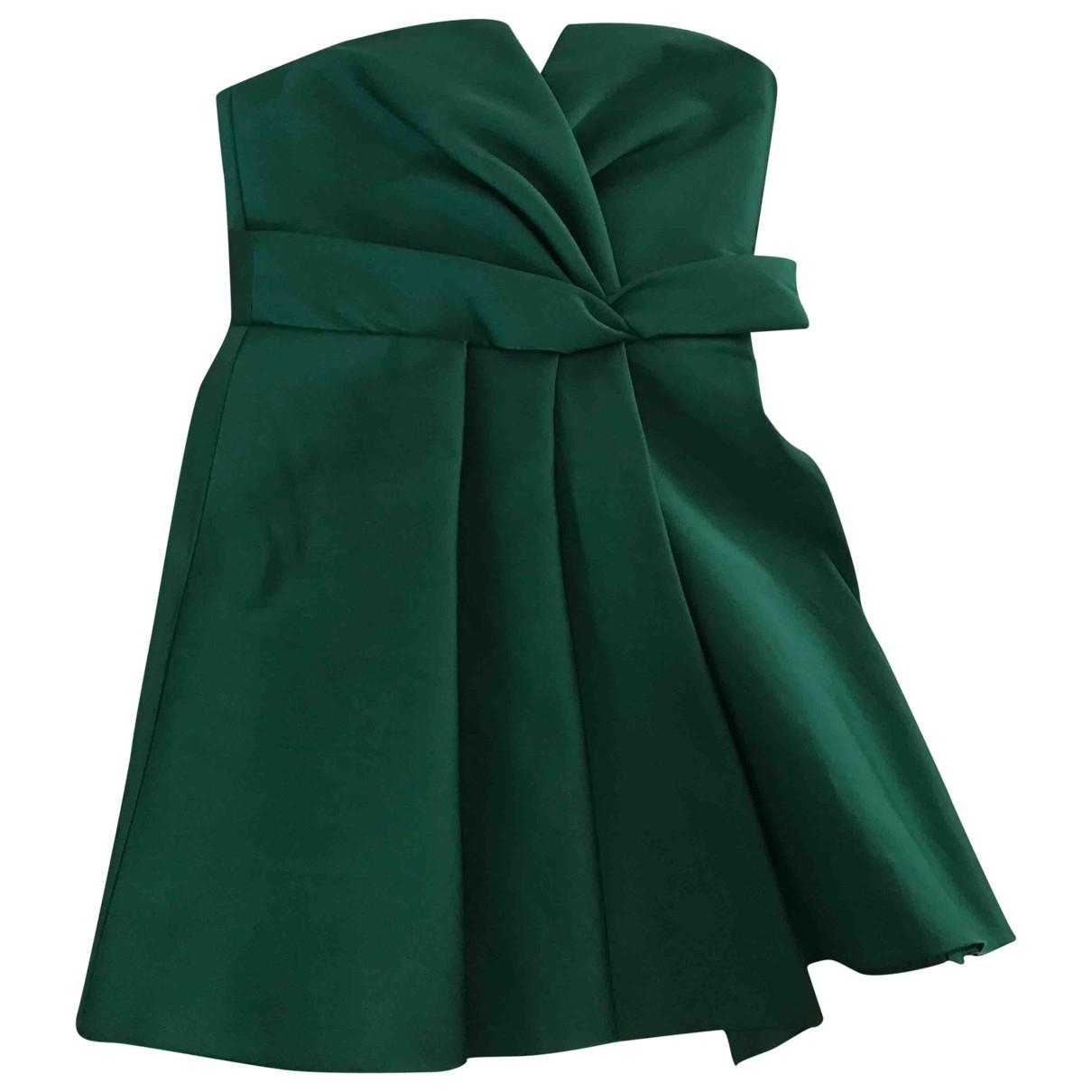 Moschino - Robe   pour femme - vert