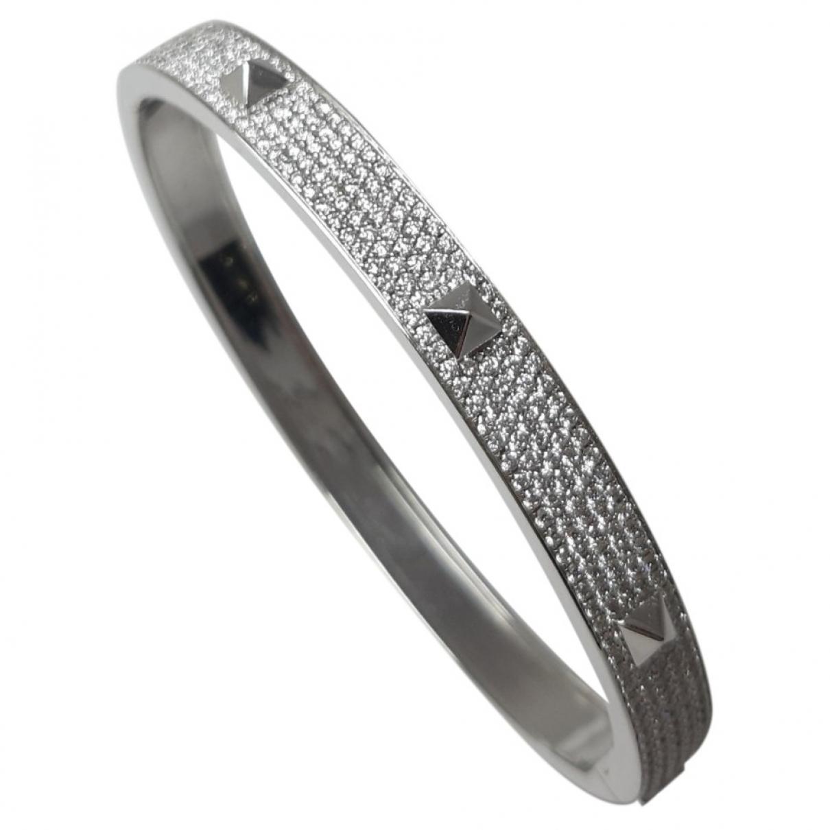 Messika - Bracelet   pour femme en or blanc - blanc