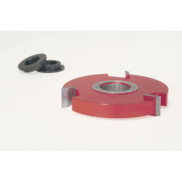 EC-142 Straight Edge Shaper Cutter, 2-7/8