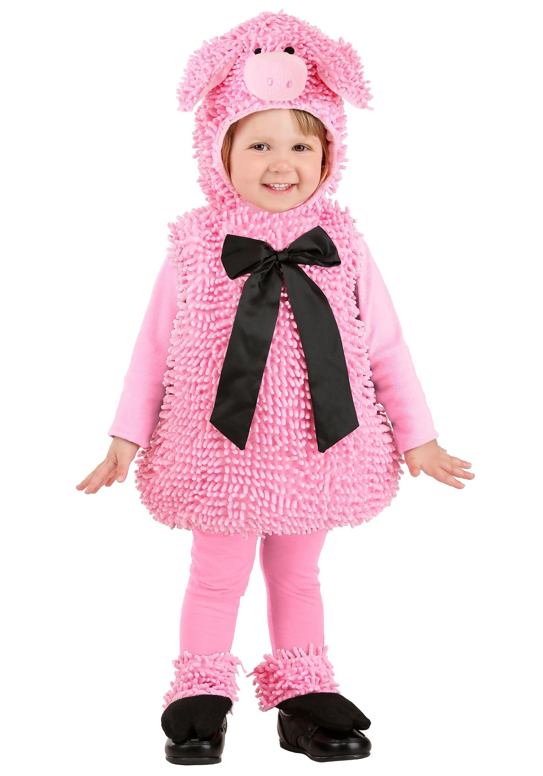 Wiggly Pig Infant Costume
