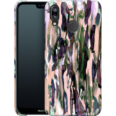 Huawei P20 Lite Smartphone Huelle - Fire and Ice von Amy Sia