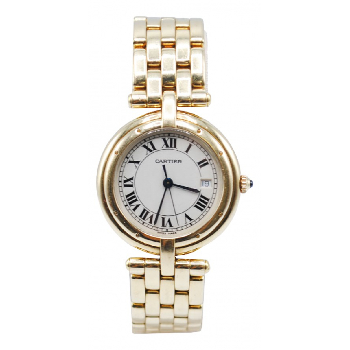 Cartier Panthere Vendome Uhr in  Gold Gelbgold