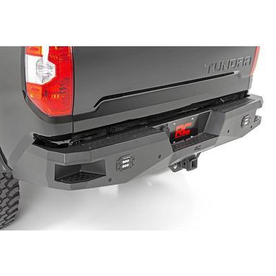 Rough Country Heavy-Duty LED Rear Bumper - 10778