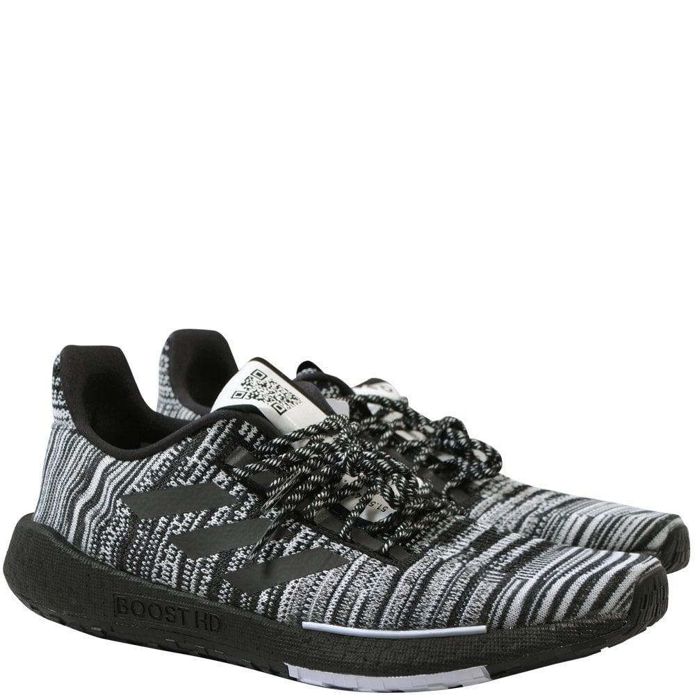 Adidas x Missoni Pulseboost HD Trainers Black Colour: BLACK, Size: 8