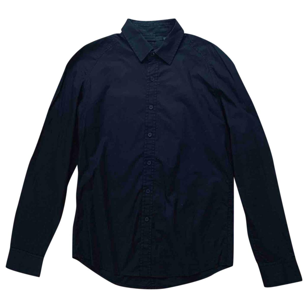 Alexander Wang \N Hemden in  Schwarz Baumwolle