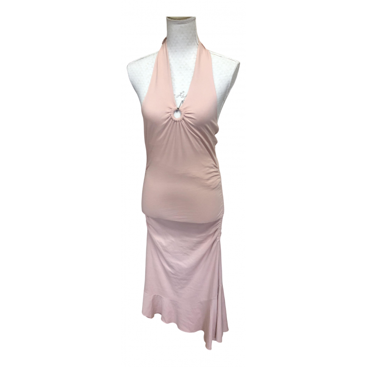 Blumarine \N Pink dress for Women 42 IT