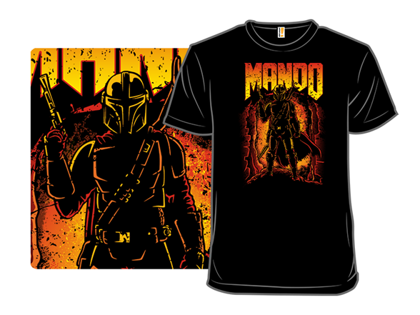 Mandoom T Shirt