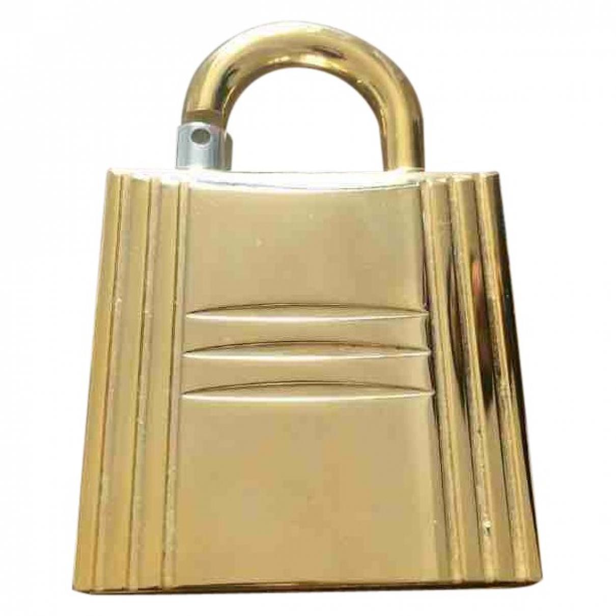 Hermes \N Accessoires und Dekoration in  Gold Stahl