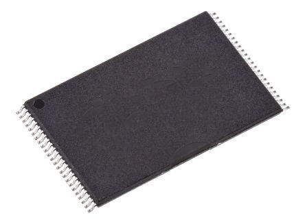 Winbond W29N01HVSINF SLC NAND 1Gbit Flash Memory Chip, 25μs, 48-Pin TSOP (96)