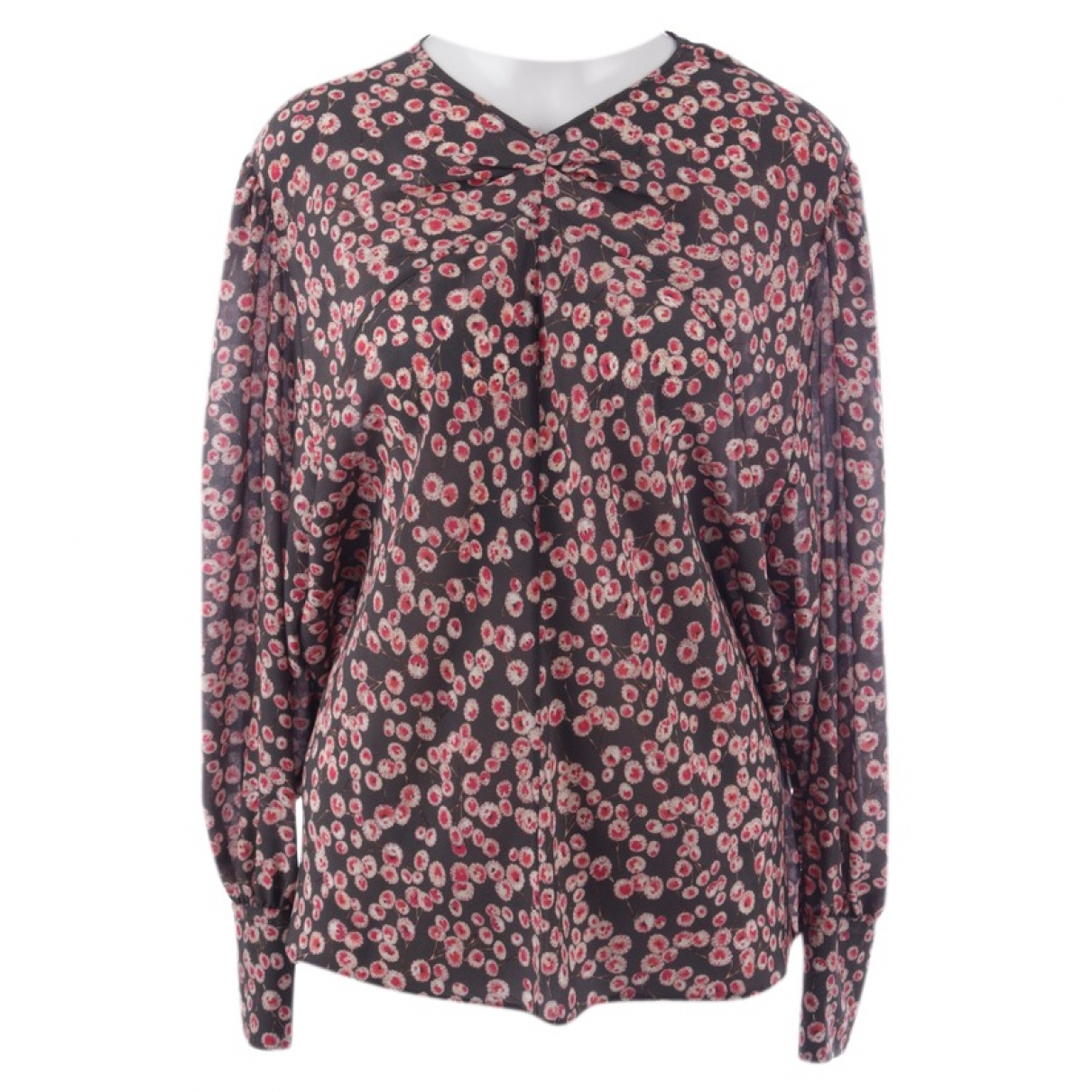 Isabel Marant \N Multicolour Silk  top for Women 38 FR