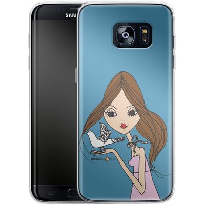 Samsung Galaxy S7 Edge Silikon Handyhuelle - IRMA In Prague von IRMA