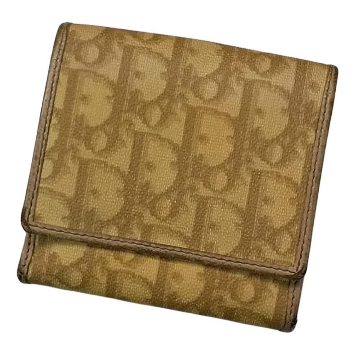 Dior N Multicolour Cloth wallet for Women N