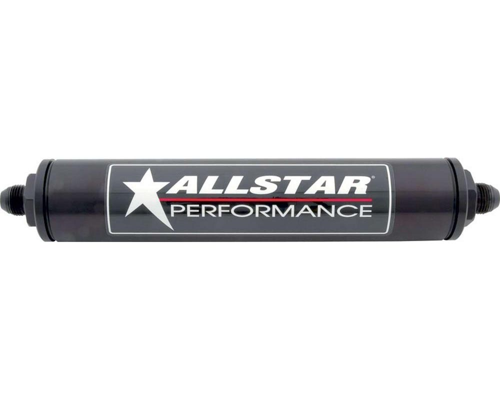 Allstar Performance ALL40244 Fuel Filter 8in  -8 No Element ALL40244