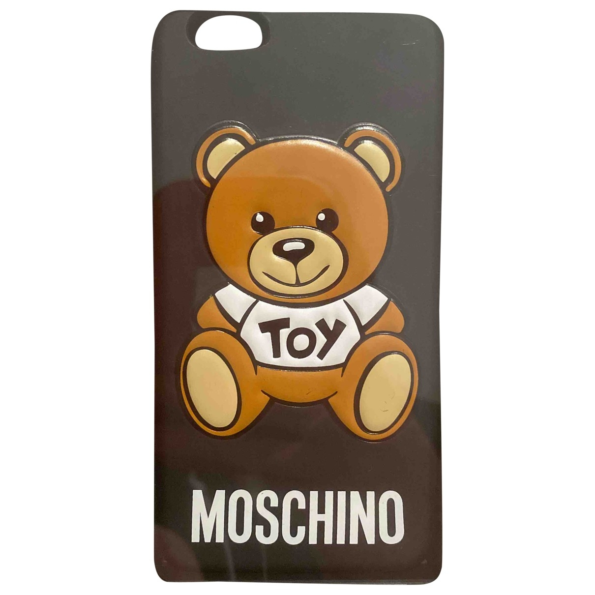 Moschino \N Black Accessories for Life & Living \N