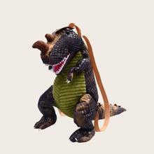 Mochila de niños en forma de dinosaurio