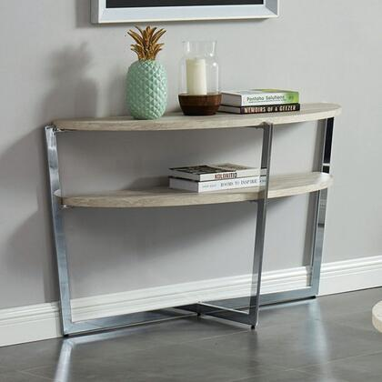 Madisyn Collection CM4356S Sofa Table in White