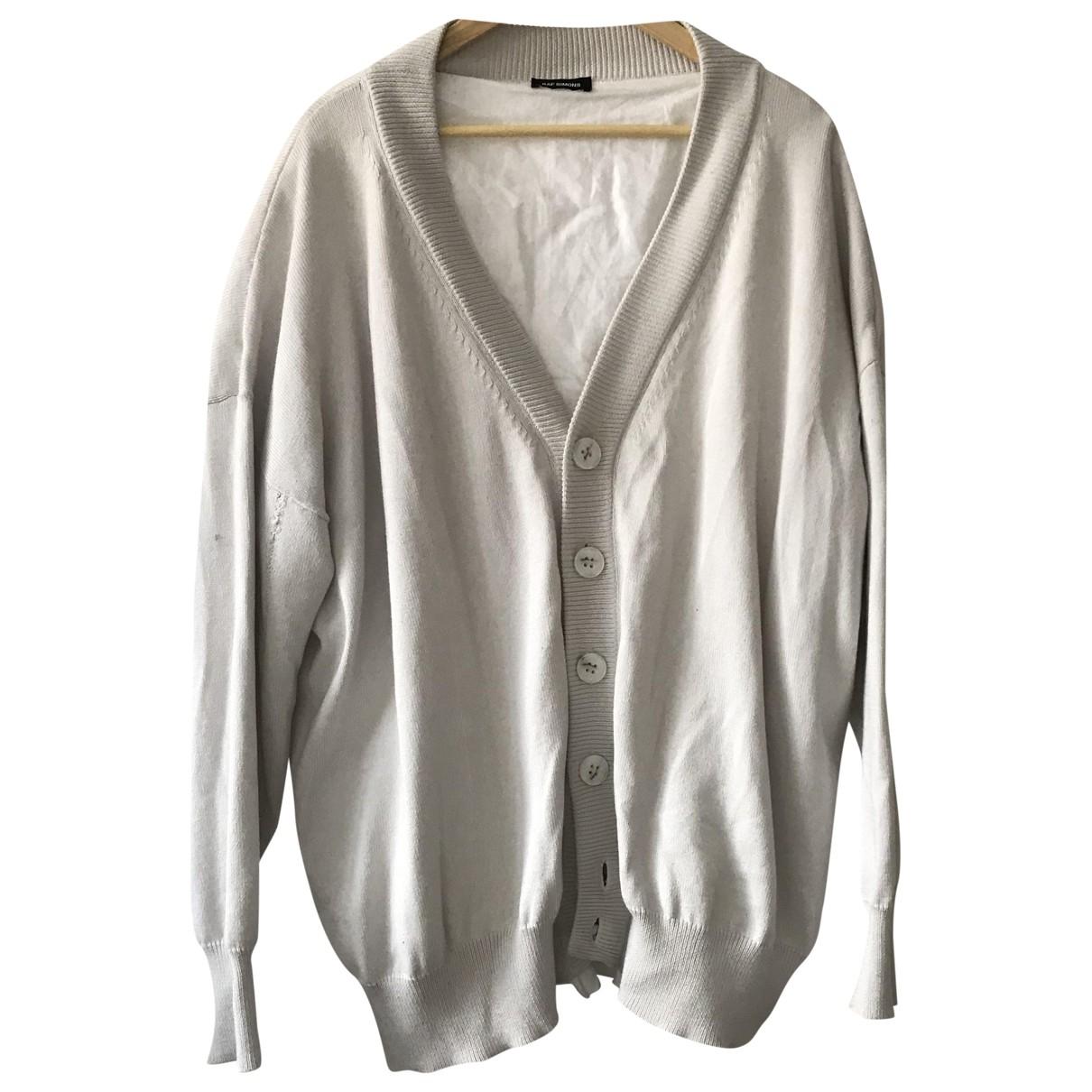 Raf Simons \N White Cotton Knitwear & Sweatshirts for Men M International