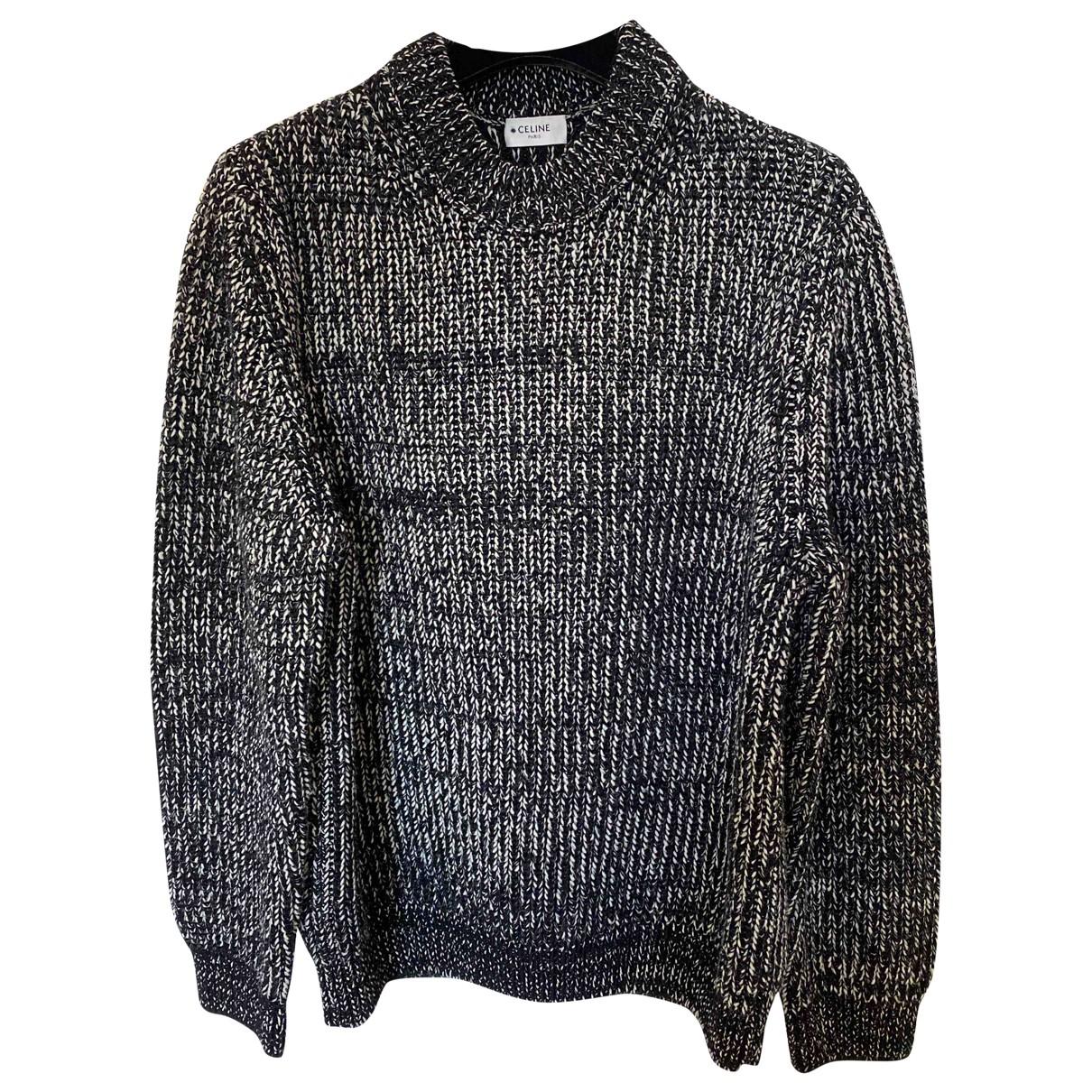 Celine - Pulls.Gilets.Sweats   pour homme en coton - noir