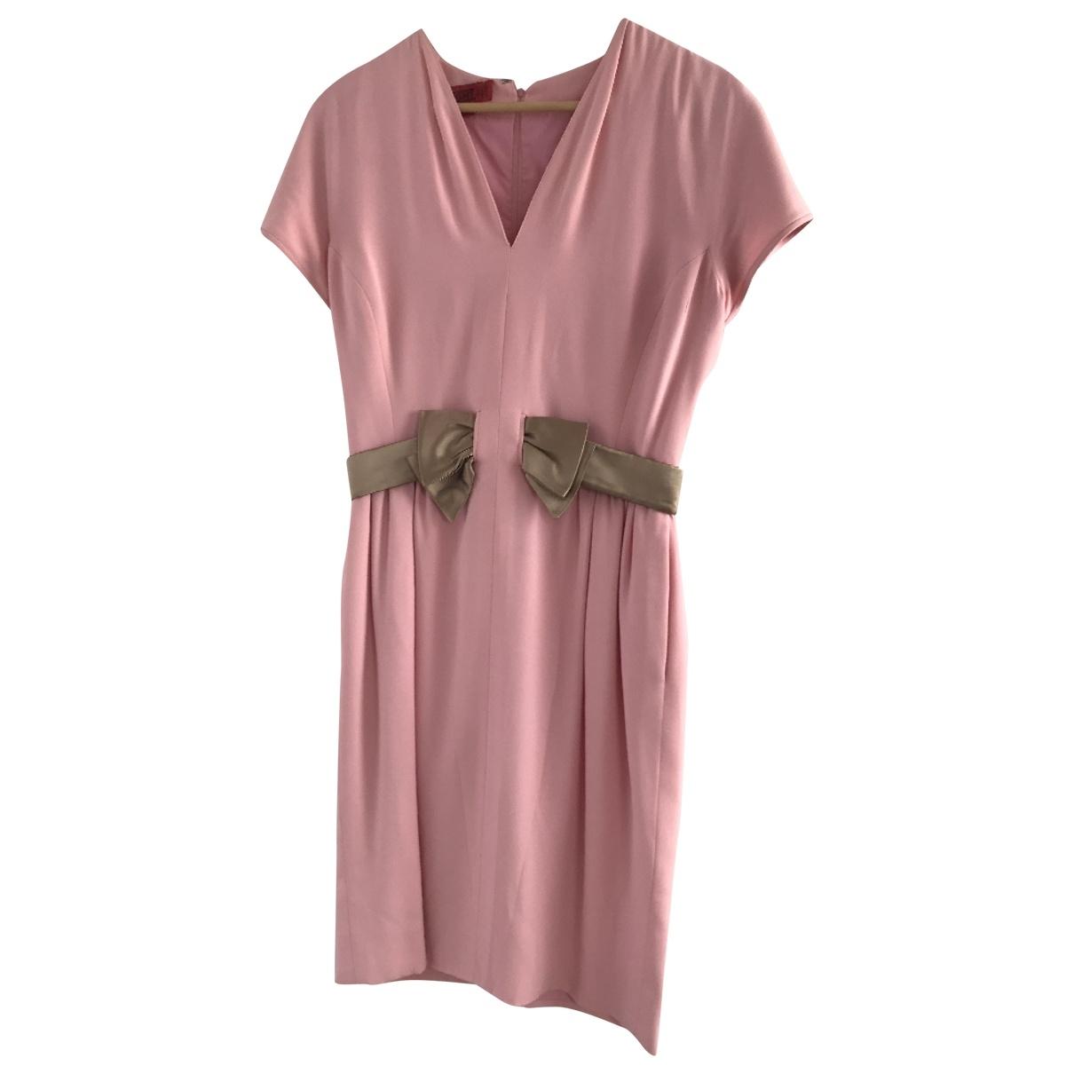 Valentino Garavani - Robe   pour femme - rose