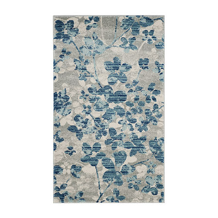 Safavieh Syeda Floral Rectangular Rugs, One Size , Multiple Colors