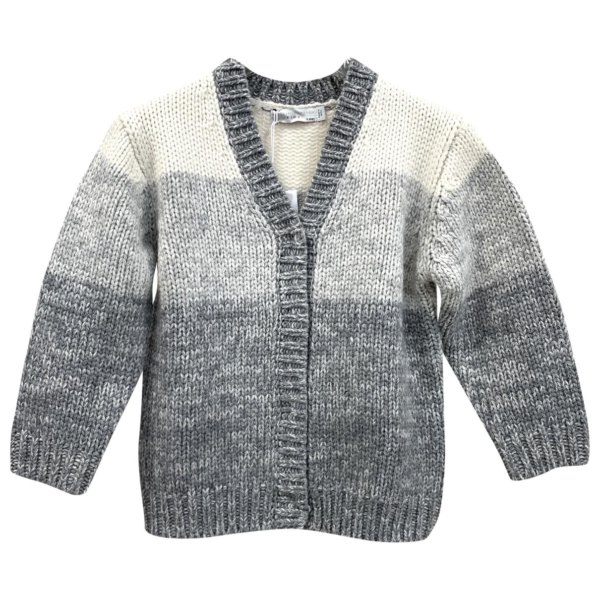 Stella Mccartney \N Pullover, StrickJacke in  Bunt Wolle