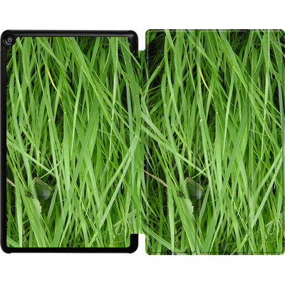 Amazon Fire HD 10 (2018) Tablet Smart Case - Grass von caseable Designs