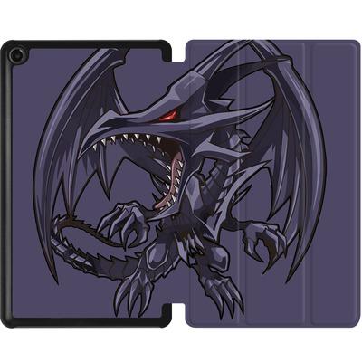Amazon Fire 7 (2017) Tablet Smart Case - Red-Eyes B. Dragon SD von Yu-Gi-Oh!