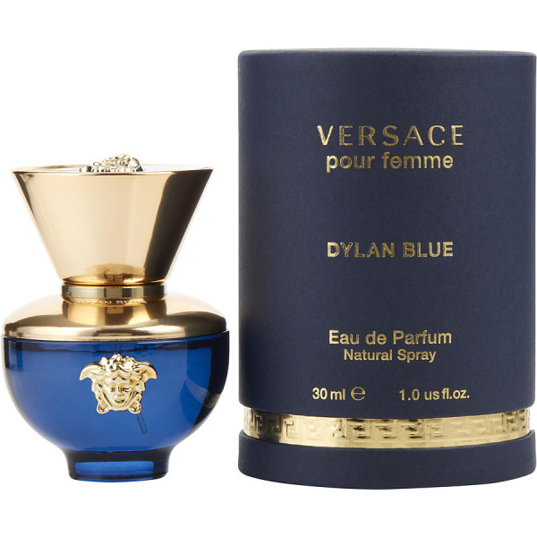 Versace - Dylan Blue : Eau de Parfum Spray 1 Oz / 30 ml