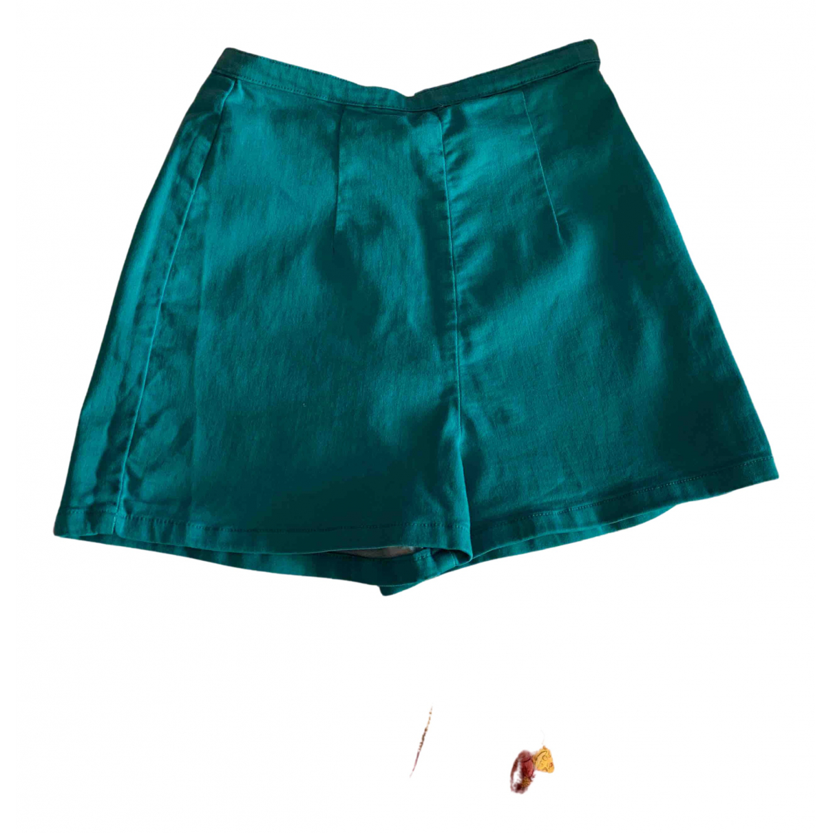 Zara N Cotton - elasthane Shorts for Women 36 IT