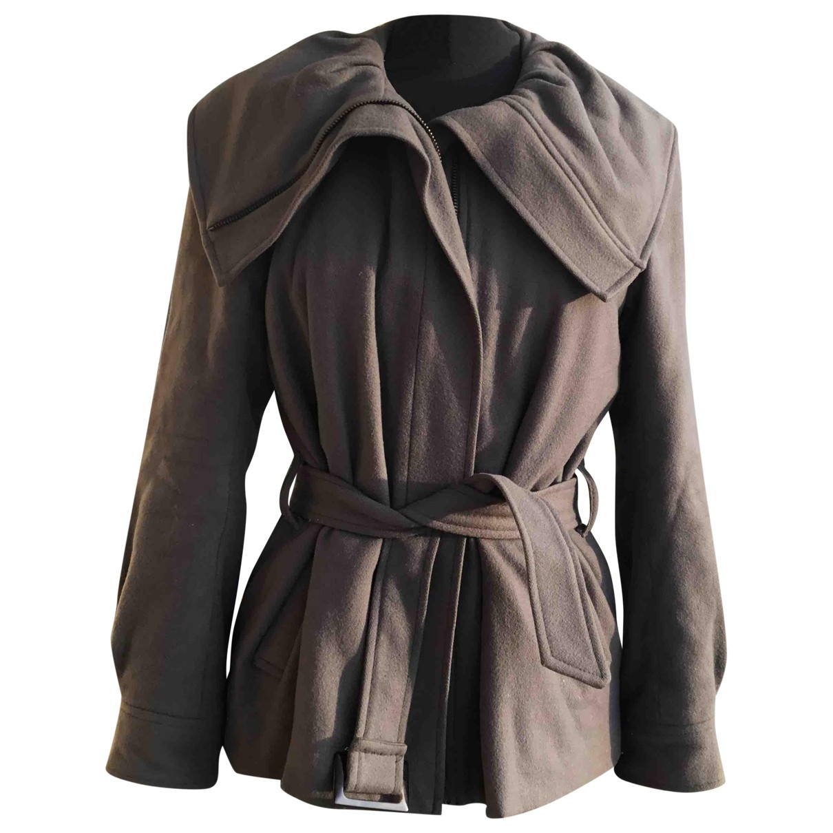 Bruuns Bazaar \N Wool coat for Women 38 FR