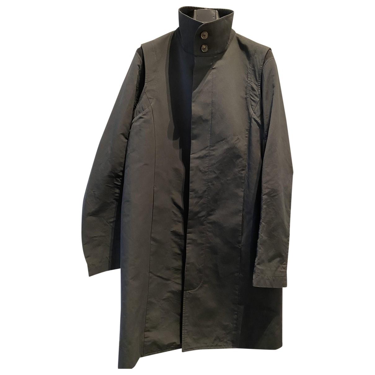 Rick Owens \N Black coat  for Men M International