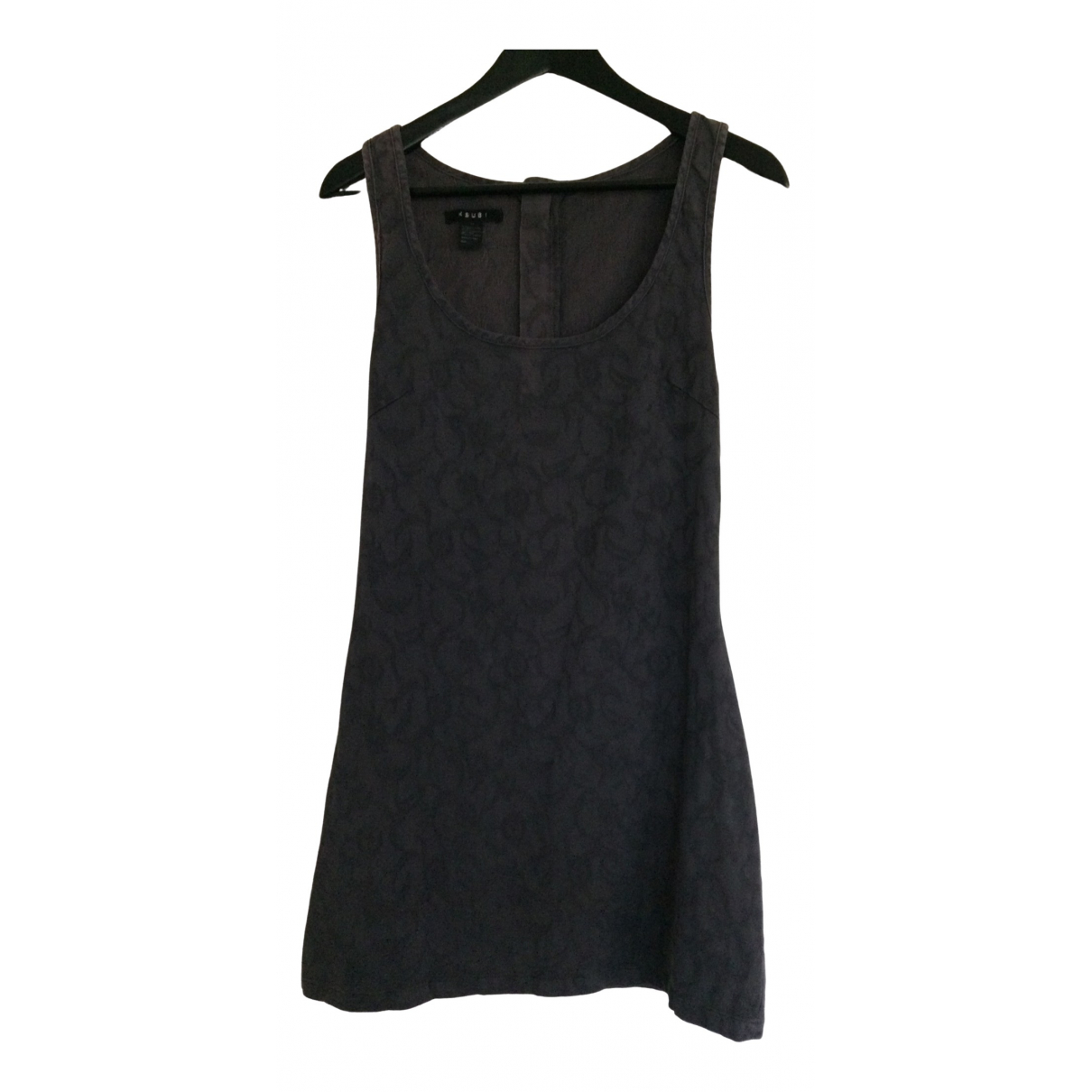 Mini vestido Ksubi