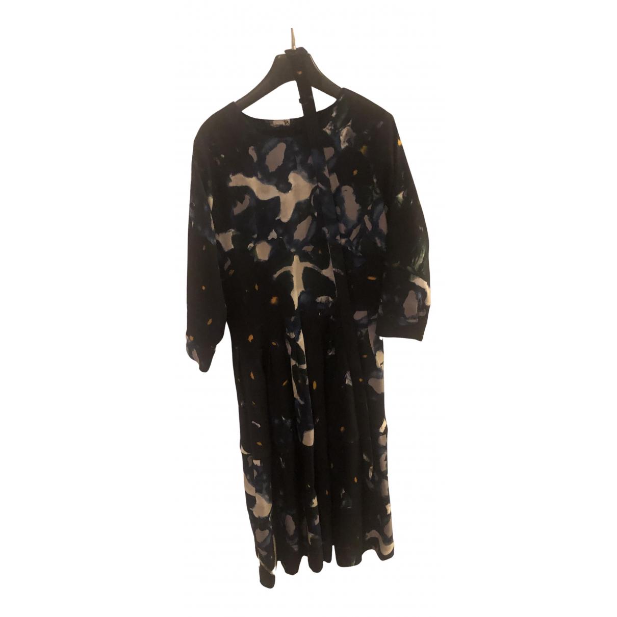 Samantha Sung - Robe   pour femme en laine - multicolore