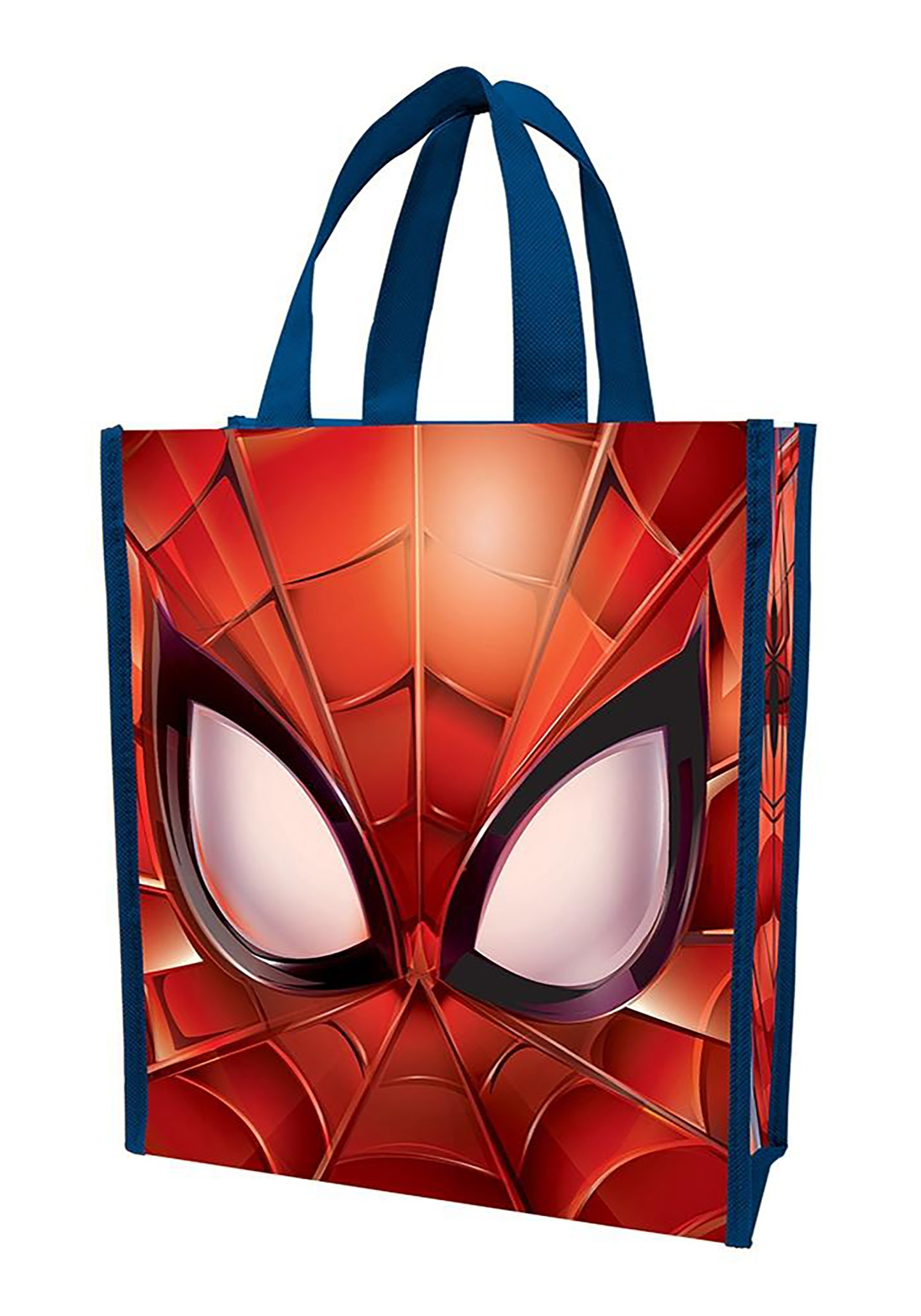Marvel's Spider-Man Recycled Shopper Tote Treat Bag