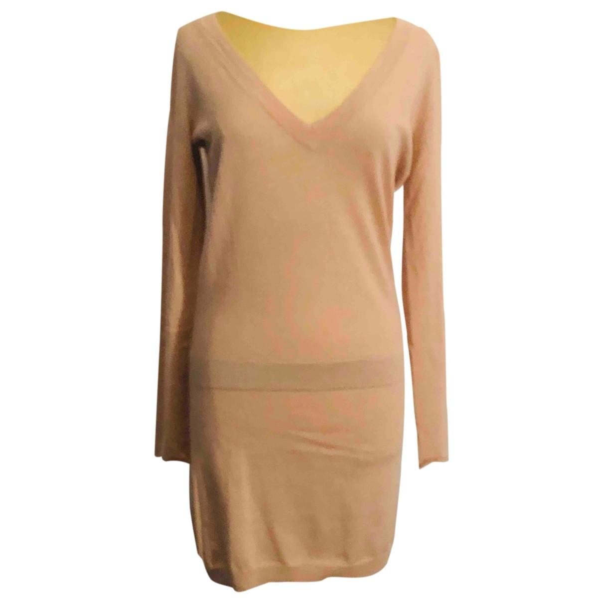 Zadig & Voltaire - Robe   pour femme en laine - rose