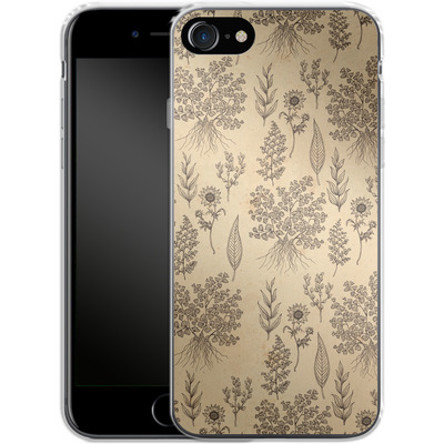 Apple iPhone 7 Silikon Handyhuelle - Natura von Daniel Martin Diaz